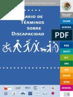 Glosario de Terminos Sobre Discapacidad