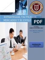 Ensayo Sobre Estrategias y Tacticas de Mercadeo PDF (Version Final)