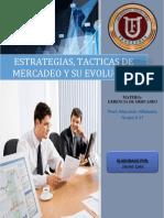 Ensayo Sobre Estrategias y Tacticas de Mercadeo PDF (Version Final)