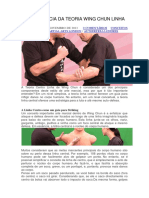 A Importância Da Teoria Wing Chun Linha Center