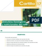 Cartilla 17 Disturbios Fisiologicos