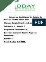 Ambiente Excel Sergio Pech