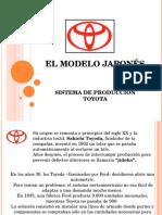 El Modelo Japones