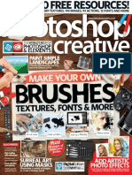 Photoshop Creative - Make Your Own Brushes Textures, Fonts