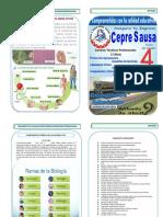 Cepre Clase Nª 1 Biologìa