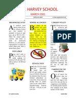 school newsletter170
