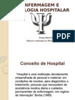 01 a Enfermagem e a Psicologia Hospitalar