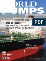 Refurbishment is Vital to Efficiency (World Pumps June 2014) With Cover