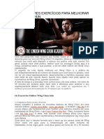 Os 5 Melhores Exercícios Para Melhorar Seu Wing Chun