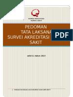Pedoman Tata Laksana Survei - Edisi II - Rev. 30 Sept' 2013. a4