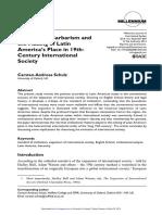Millennium Journal of International Studies 2014 Schulz 837 59