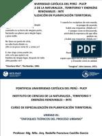 1. Enfoques Del Proceso Urbano - Inte Pucp - Rfcg 2015
