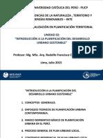 2. Planificacion Urbana - Inte Pucp - Rfcg 2015