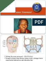 Tumor Sinonasal THT