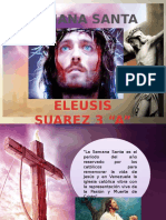 Dispositiva Semana Santa Eleusis