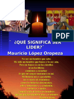 Qué Significa Ser Líder. Cáritas Virtual. Oct. 2012