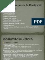 PLAURBOAspectos Generales de La Planificación1º Clase