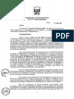 Resolucion Tercero OEFA