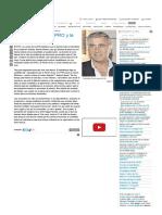 Más chispas entre el PRO y la UCR (2015)