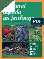 Le Nouvel Agenda Du Jardinage