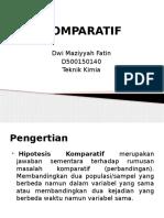 KOMPARATIF