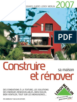 Construire Et Renover Sa Maison Poêle Chauffage