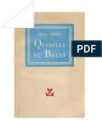 142167647 Querelle de Brest Jean Genet