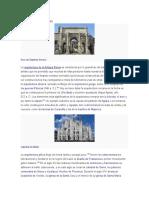 arquitectura italia