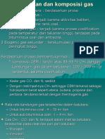 Kandungan Dan Komposisi Gas