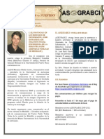 Newsletter ASEGRABCI Abril 2010 Becados
