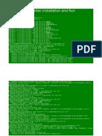 Benchmarking Runs on CDH5.4 - Detailed Report