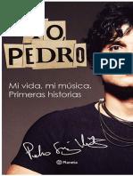 Yo Pedro - Pedro Suarez Vértiz