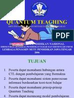 Quantum Teaching Slide