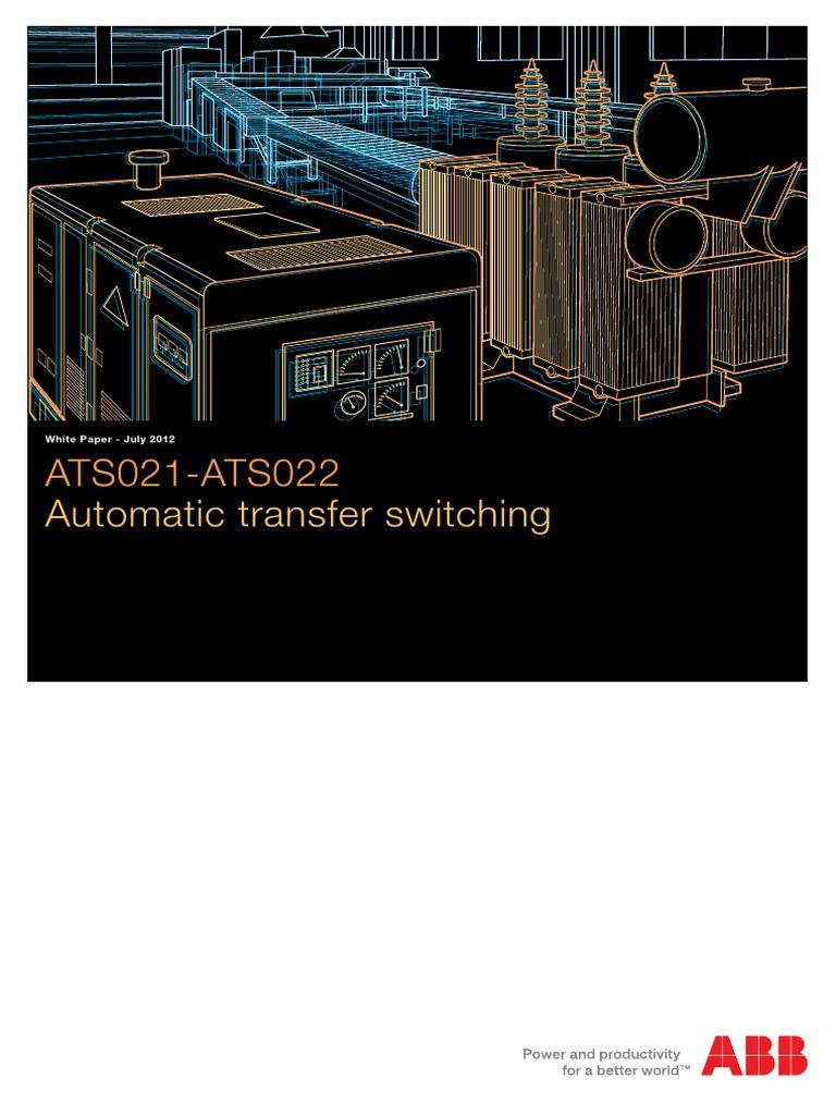 ats for two transformer transformer safety rh scribd com Wiring Diagram Symbols Light Switch Wiring Diagram