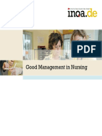 Good Management in Nursing