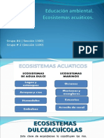 Ecosistemas Acuaticos en Honduras