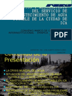 Mejoramietno Del Agua en Ica