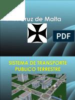 Is-12 CRUZ de MALTA Sistema de Transporte