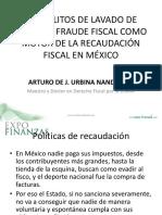 1 Wtc Los Delitos de Lavado de Dinero y Fraude