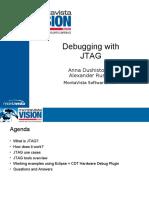 Debugging With JTAG Vision2008