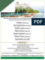 Job Oppertunities ADD 02042016