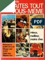 L.encyclopedie Faites Tout Vous-Meme