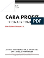Cara Profit Di Binary Trading Free Version 1.0