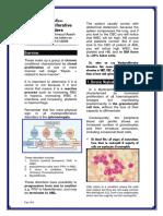 22. Myeloproliferative