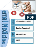 Infective Endocarditis (Ehsan)