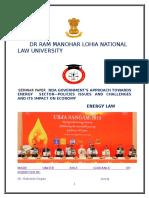 Enrgy Law seminar