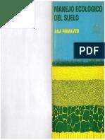 Manejo Ecologico Del Suelo Ana Primavesi 1984