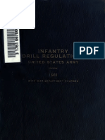 Infantry Drill Regulations 1911