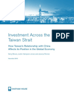 Investment Across the Taiwan Strait