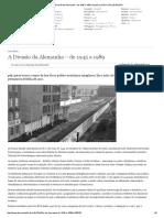 A Divisão Da Alemanha – de 1945 a 1989 _ História _ DW.com _ 05.04